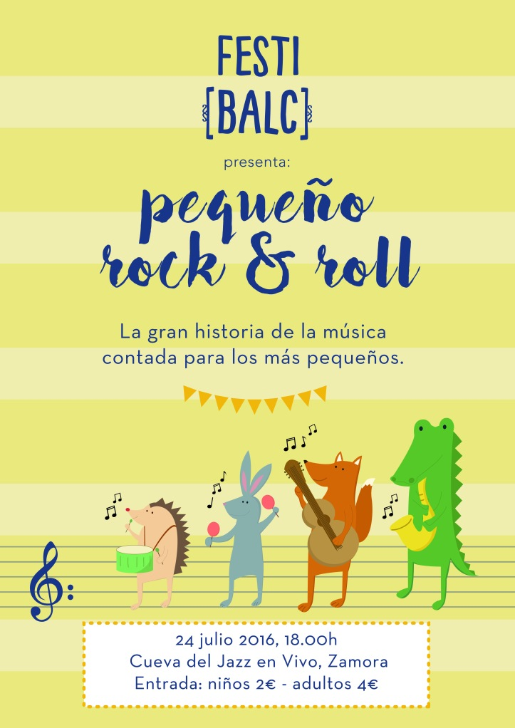 pequeño rock and roll 2